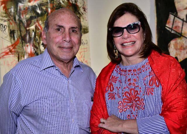Cesário e Andréa Buffara