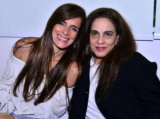 Rosângela Simões e Tereza Xavier