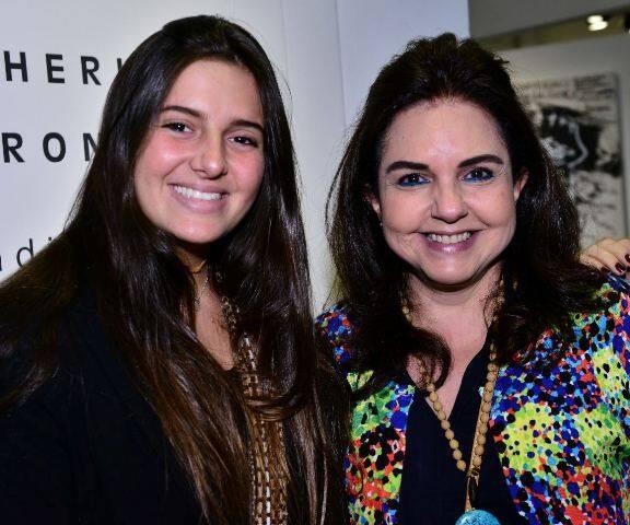 Manuela Hernandez e Amelinha Azeredo