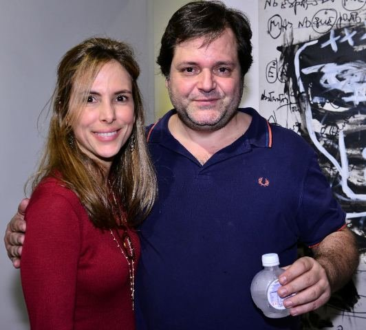 Isabel Buffara e Gilberto Buffara Jr.