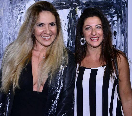 Daniela Chaves e Bia Niz