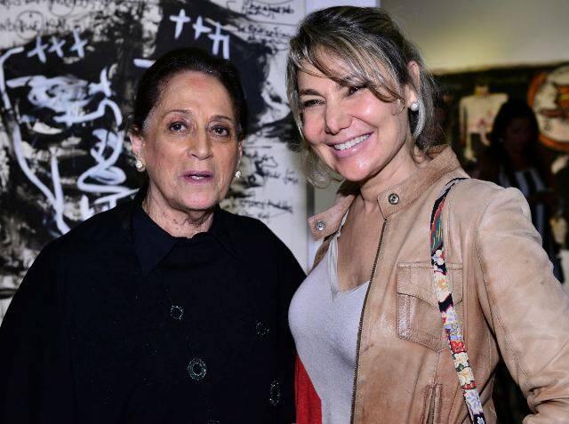 Belita Tamoyo e Marcia Müller