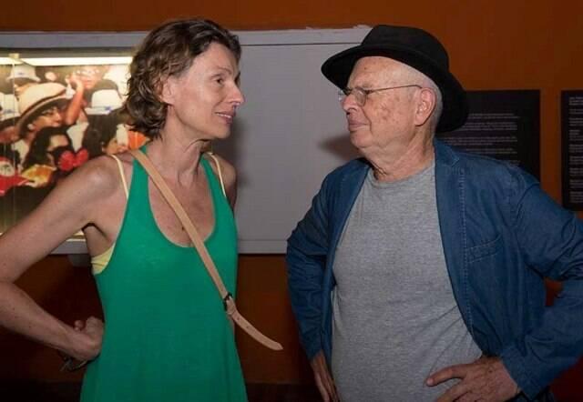 Cordélia Faurne e Miguel Rio Branco