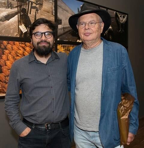 Paulo Miyada e Miguel Rio Branco