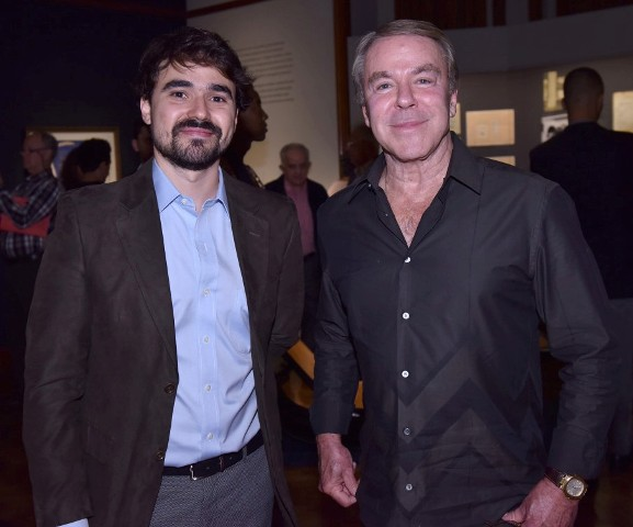 Max Perlingero Filho e Luiz Carlos Ritter