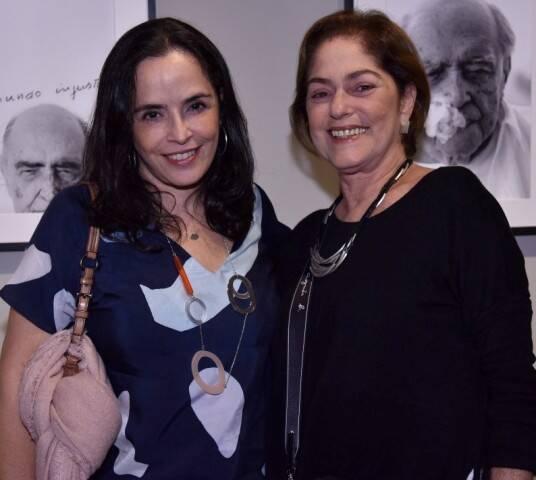 Andréa Brown e Analú Nabuco