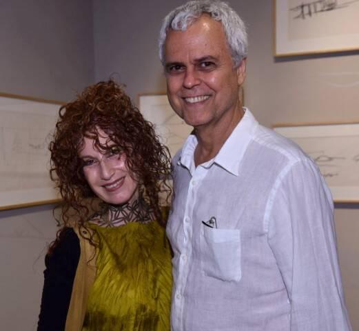 Susi e Ricardo Cantarino