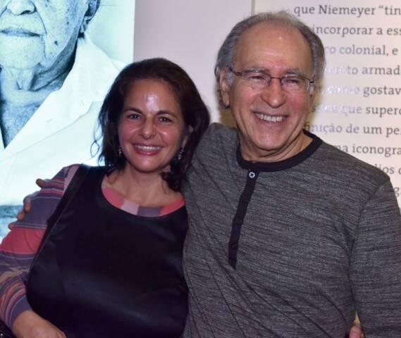 Adriana Maciel e Rubem Grilo