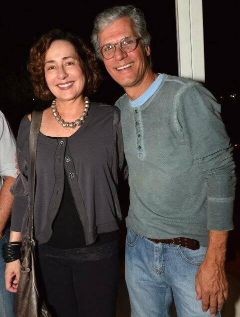 Heloisa Gentil e Ricardo Hachiya