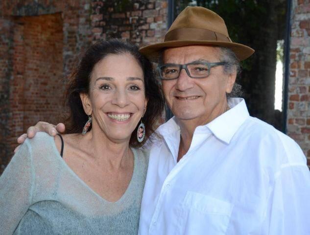 Alicinha Silveira e Jorge Salomão