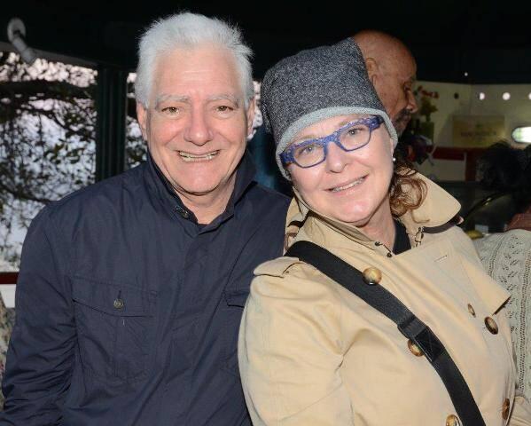 Antônio Manuel e Marisa Abade