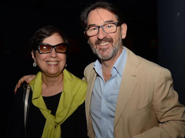 Claudia Zarvos e Marc Pottier