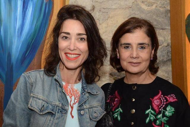 Gabriela Moraes e Kátia d'Avillez