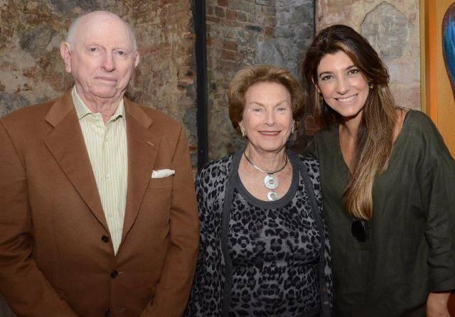 Harry, Gisele e Renata Adler