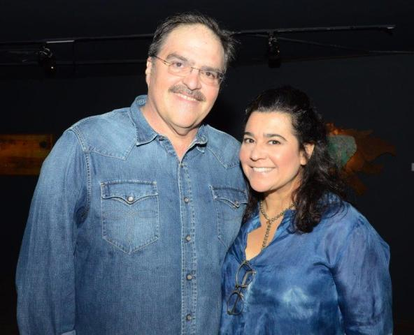 Marcelo e Luciana Conde