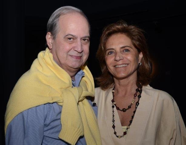 Pedro Henrique Paiva e Beth Savio