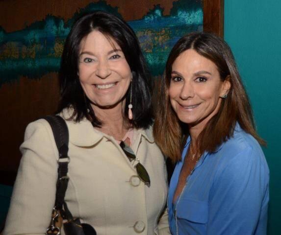 Teresa Aczel e Gabriela Matarazzo