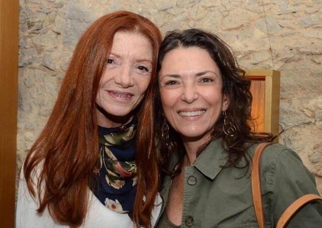 Teresa Freire e Simone Roriz
