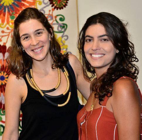 Priscilla Uram e Gabriela Maciel
