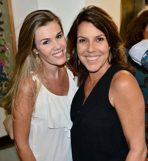 Juliana Castro e Andréa Duarte