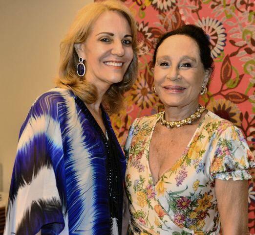 Ana de Paula e Miriam Gagliardi