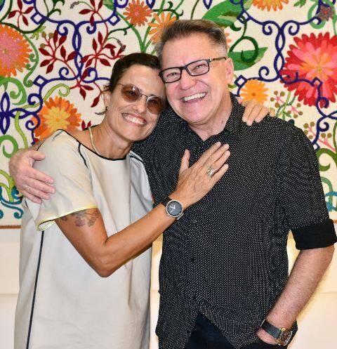 Zelia Duncan e João Caetano