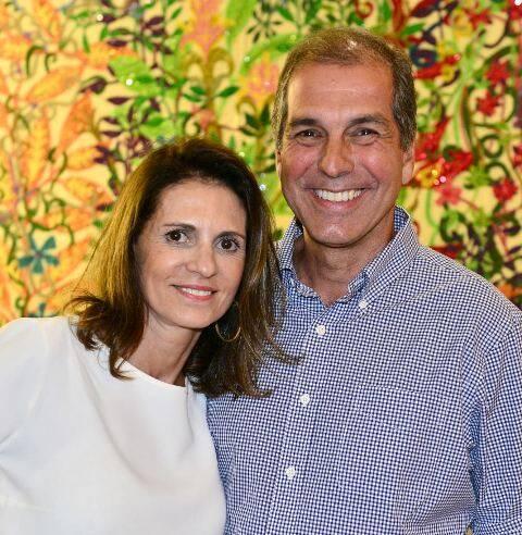 Paula e Luiz Carlos Nabuco