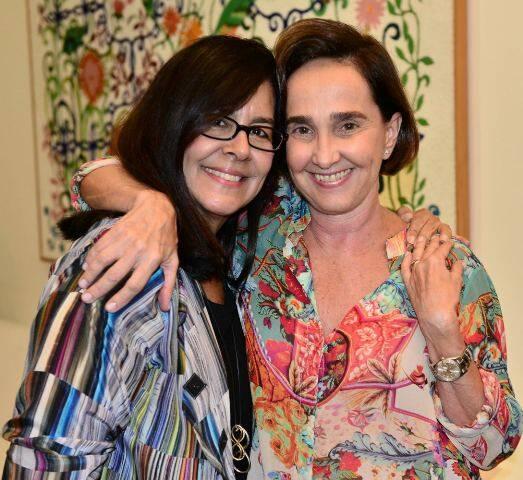 Lia Siqueira e Bebel Niemeyer