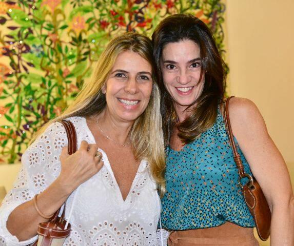 Flávia Viana Pinto e Patrícia Moraes Rego