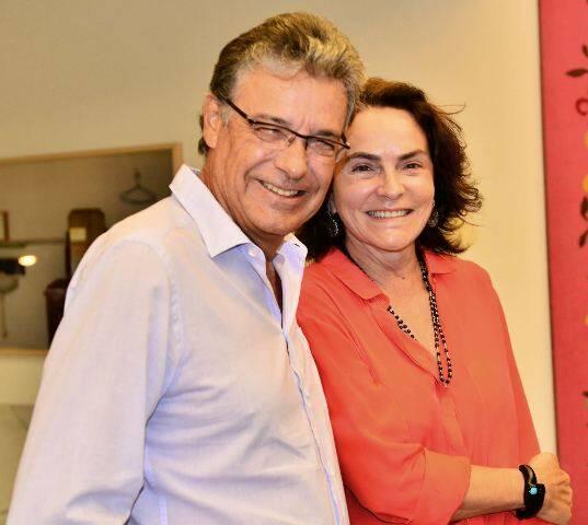 Paulo Henrique Cardoso e Vanvan Seiler