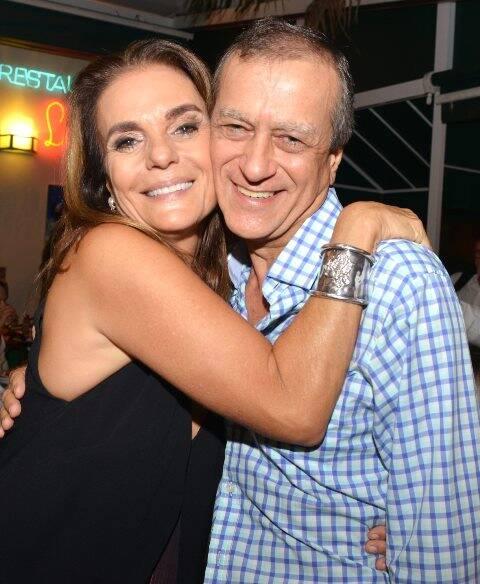 Patricia Secco e Marcos Altberg