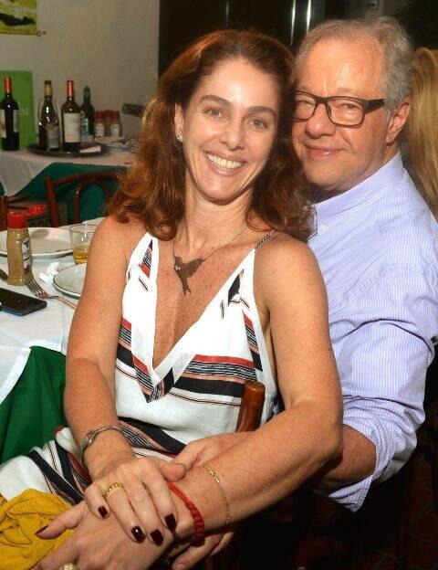 Roberta e João Alfredo Viegas