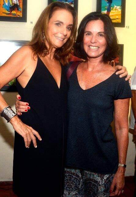 Patricia Secco e Marcia Braga