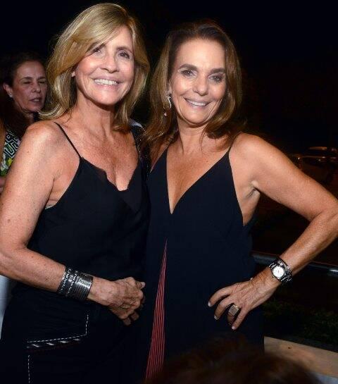 Claudia D'ávila e Patricia Secco