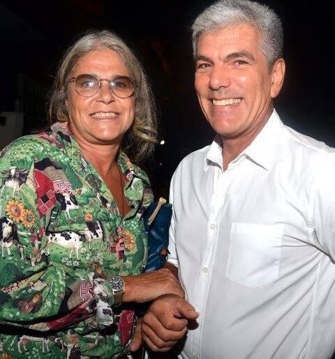 Keka Mendes e Arthur Bahia