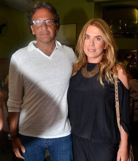 Lilibeth Monteiro de Carvalho e Jorge Pontes