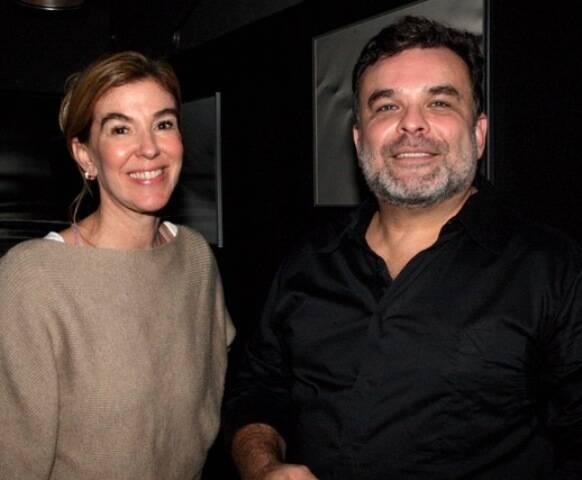 Bete Floris e Ariosto Amado