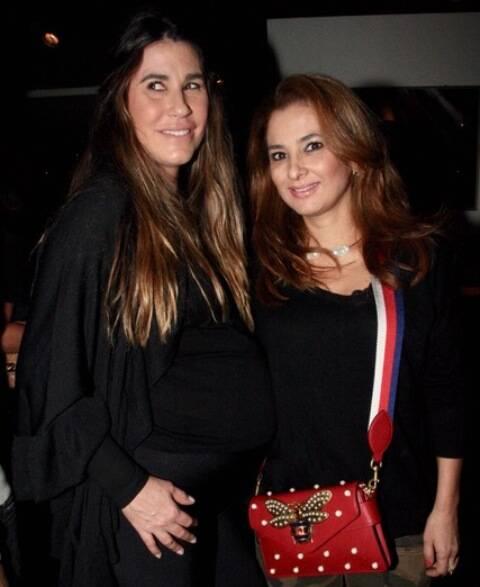 Carla Lima e  Cris Senna