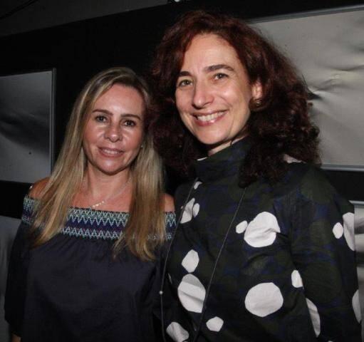 Dani Maia e Anna Paola Protásio