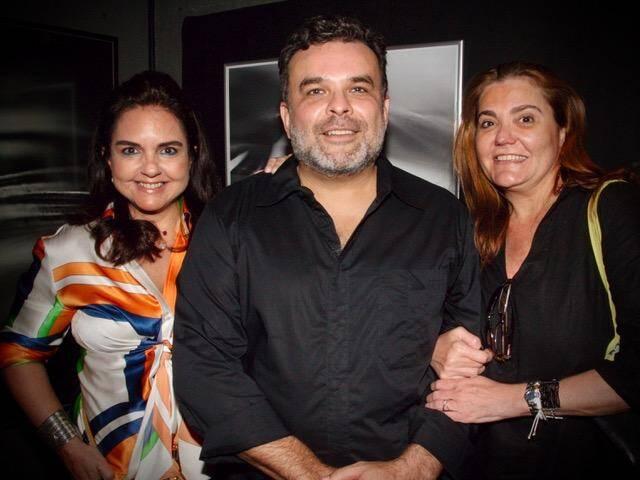 Amelinha Azeredo, Ariosto Amado e Andrea Azeredo Santos