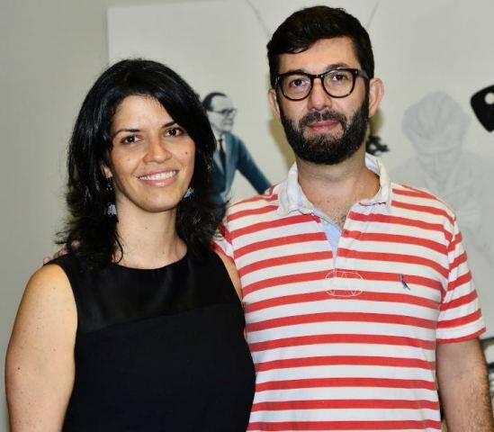 Eloá Carvalho e Ivair Reinaldim