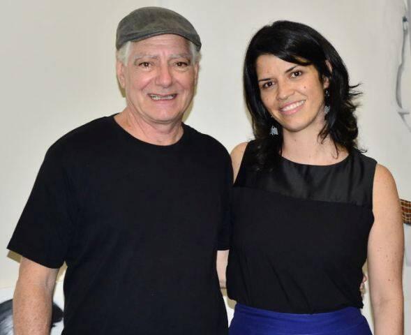 Antonio Manuel e Eloá Carvalho