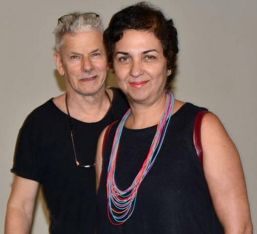 Daniel Feingold e Suzana Queiroga