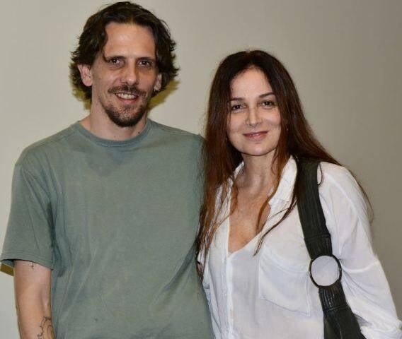 Marc Aymonin e Alessandra Vaghi