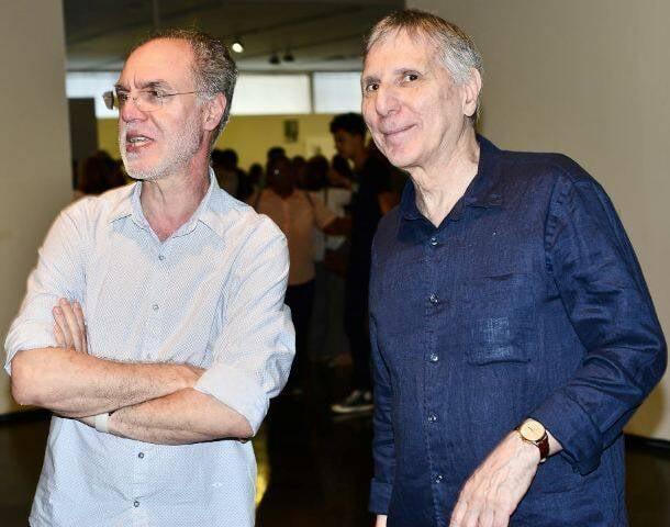 Ângelo Venosa e Carlos Zilio