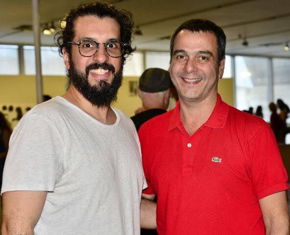 Bruno Miguel e Mauro Saraiva