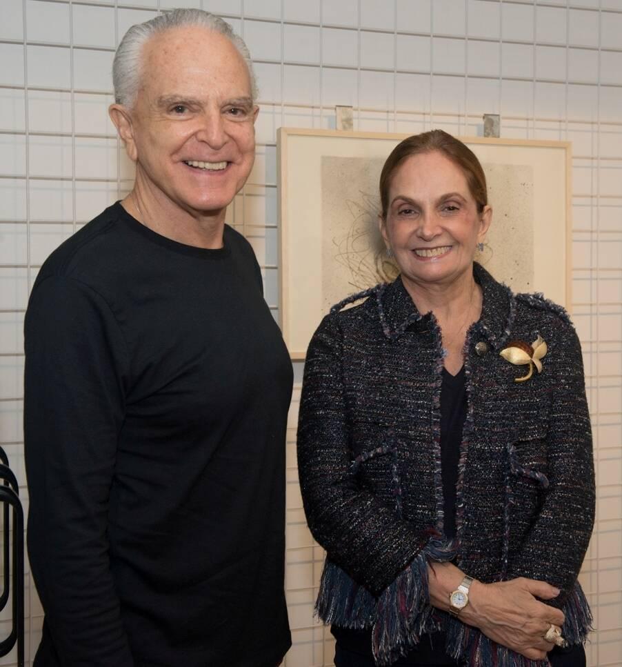 Ricardo e Sueli Stambowski / Foto: Cristina Lacerda