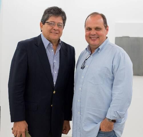 Carlos Alberto Chateaubriand e Maneco