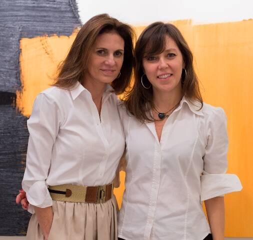 Paula Nabuco e Cristina Magalhães