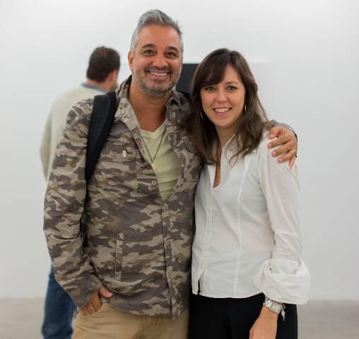 Ronaldo Simões e Cristina Magalhães